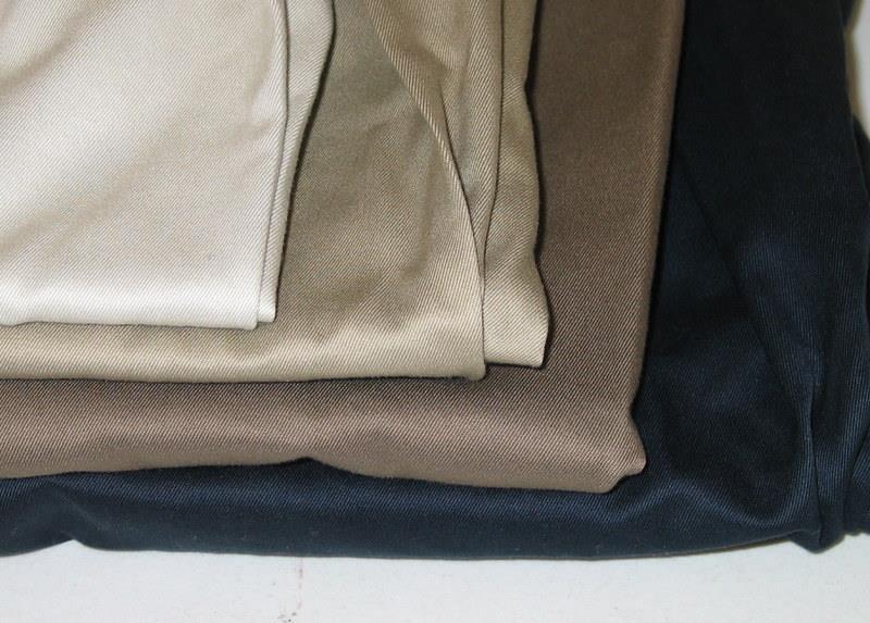 Roundtree Yorke Travel Smart Mens Dress Pants Expander