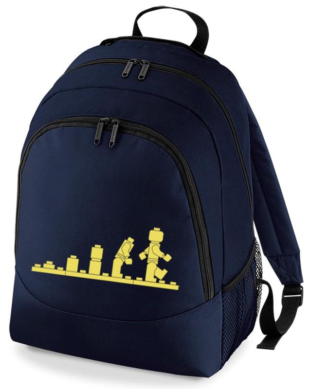 bnwt lego evolution college backpack rucksack school bag. Black Bedroom Furniture Sets. Home Design Ideas