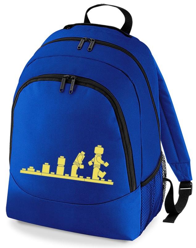 BNWT  LEGO EVOLUTION  COLLEGE BACKPACK RUCKSACK SCHOOL BAG