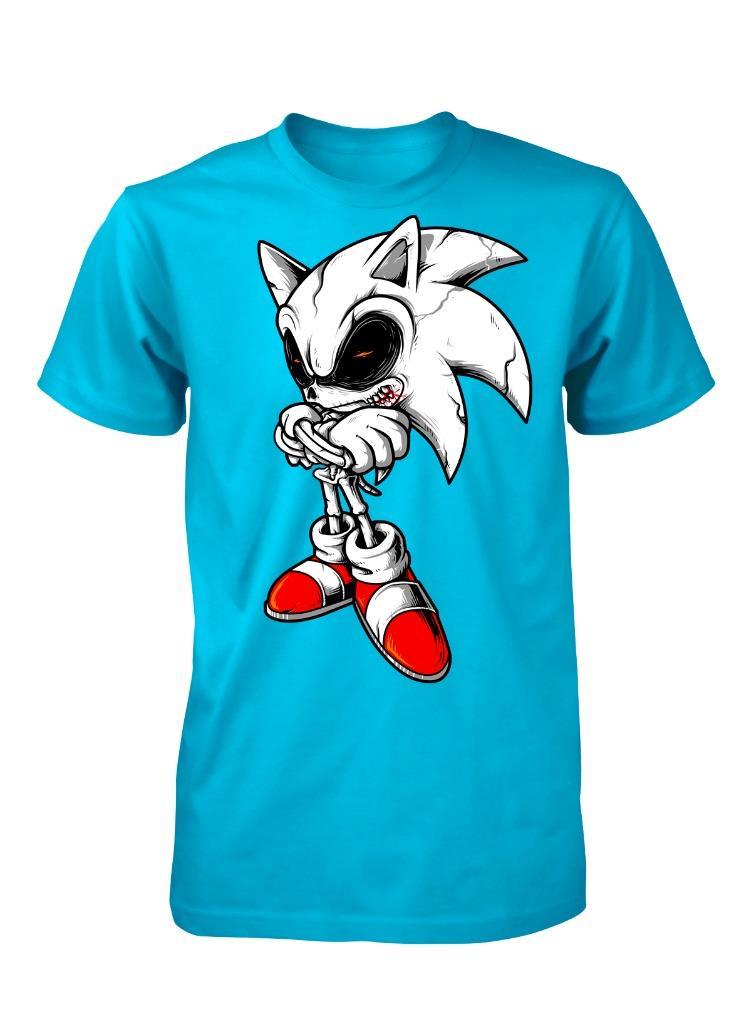 Le-plus-rapide-Crane-Sonic-Mignon-jeu-enfant-t-shirt-3-15-Ans