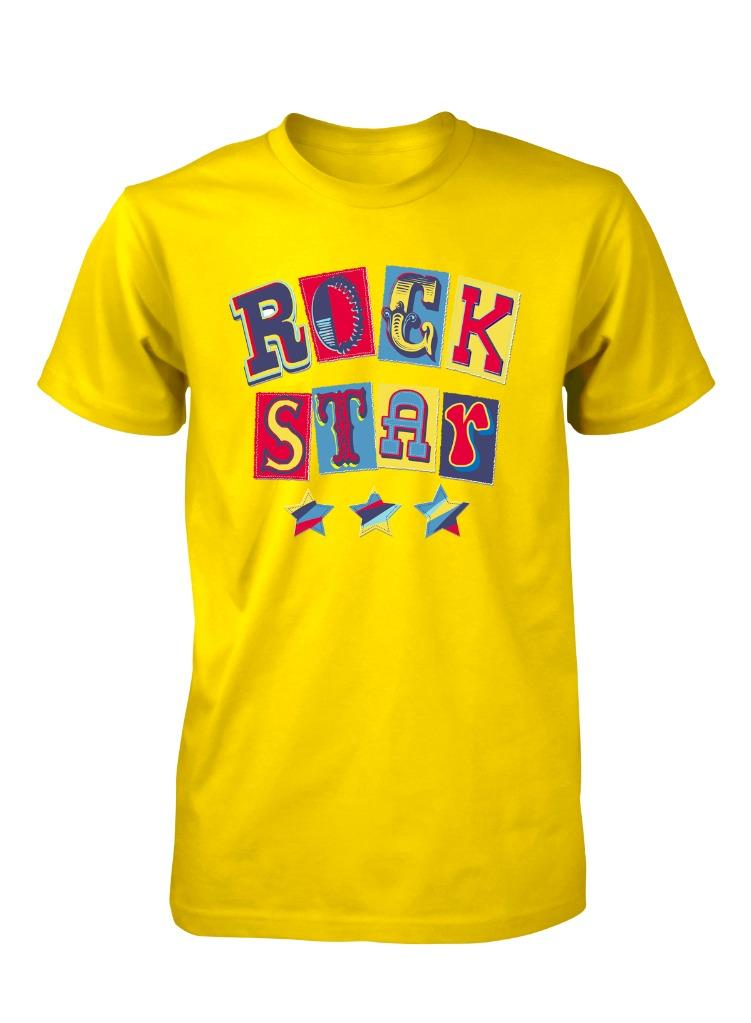Bnwt rock star music band pop adult t shirt s xxl ebay for Xxl band t shirts