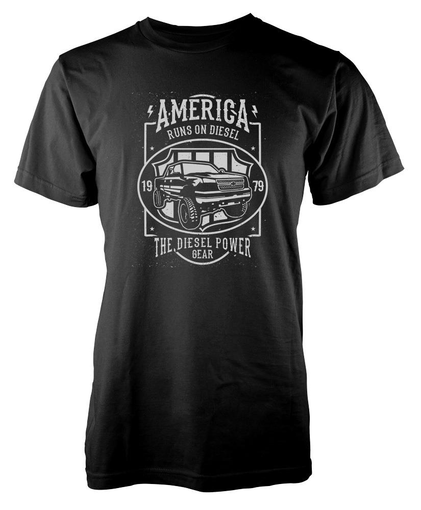 Bnwt runs on diesel america the diesel power gear truck for Gear company of america