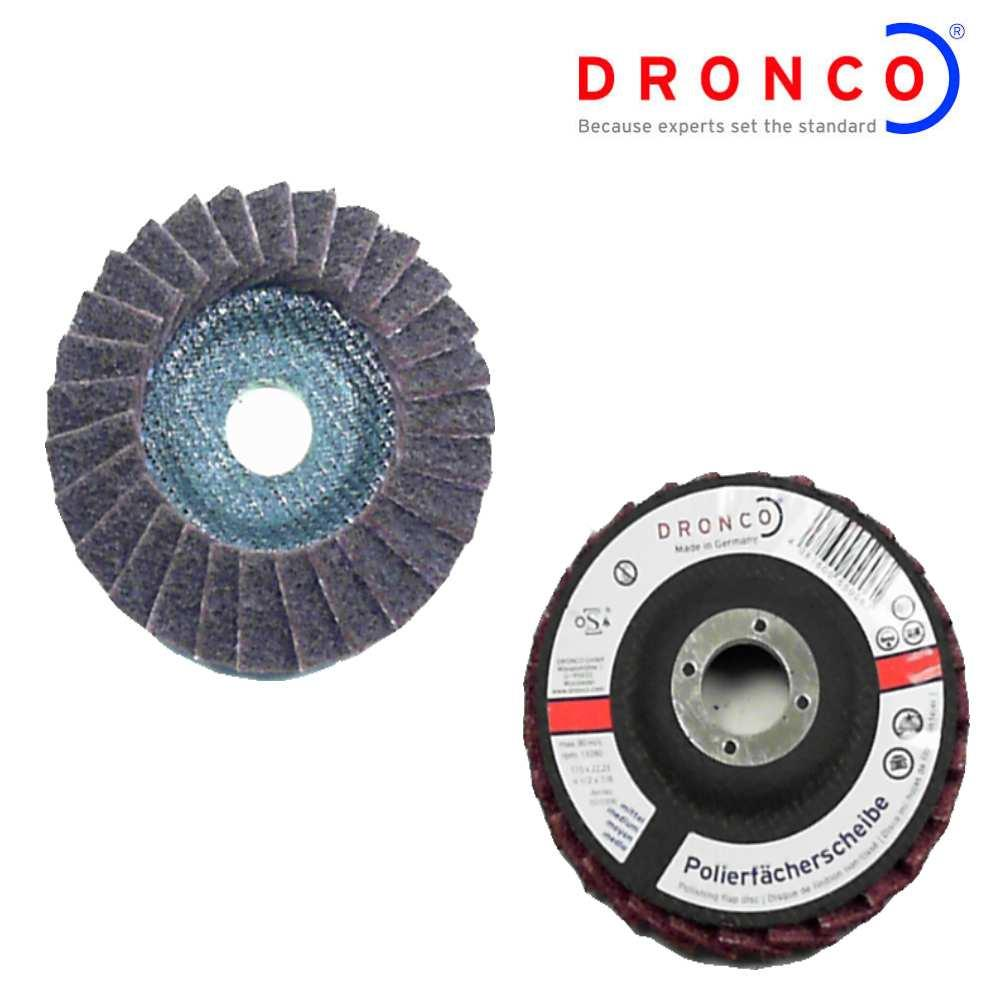 3m Angle Grinder ~ Dronco mm polishing disc for angle grinders stainless