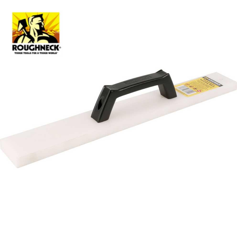 Roughneck hammer knocking block 36 050 for laminate or for Wood floor knocking block