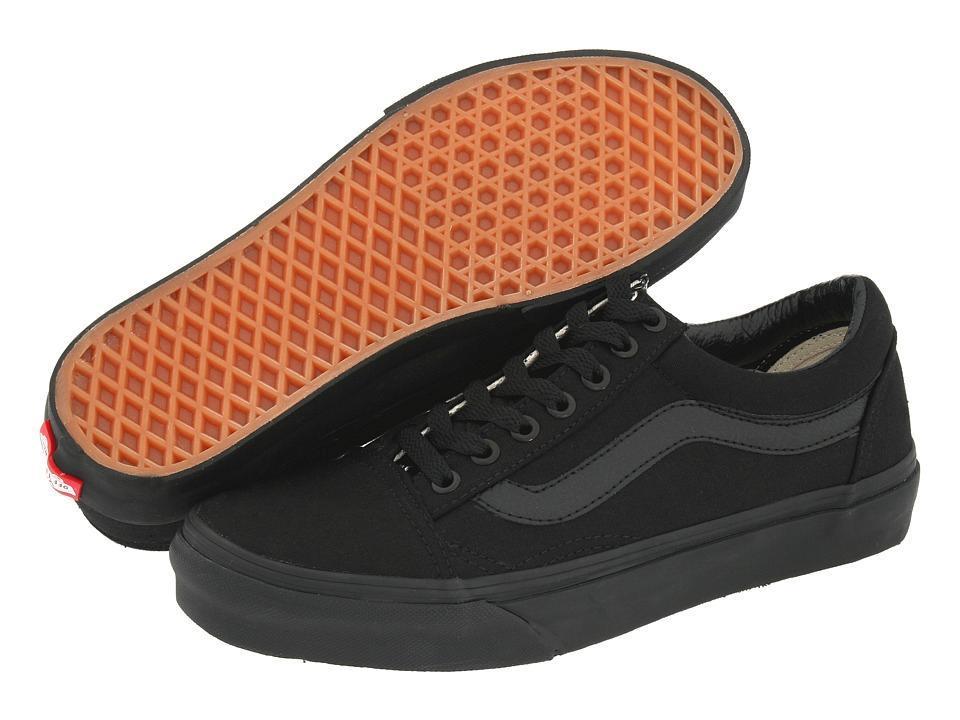 classic vans black