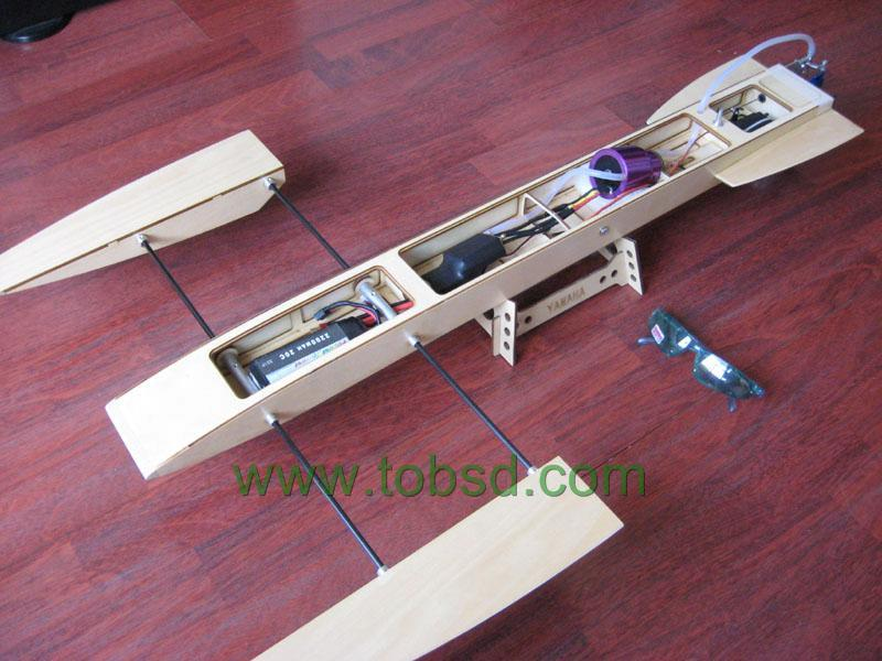 Wooden Boat Plans Hydroplane