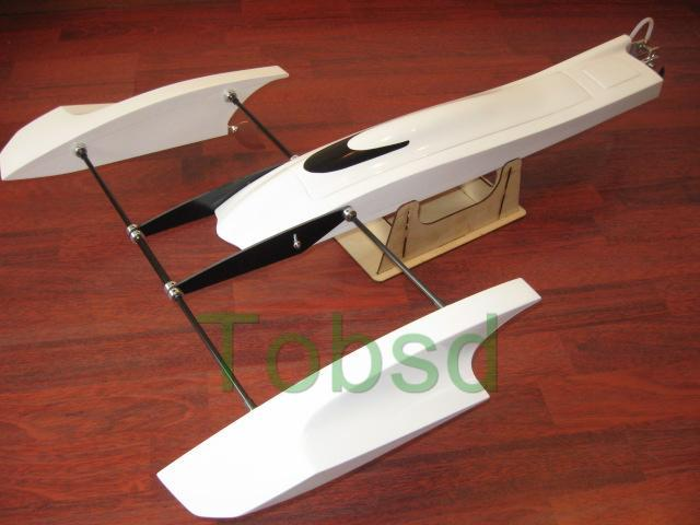 Free outrigger hydroplane plans | Cimon