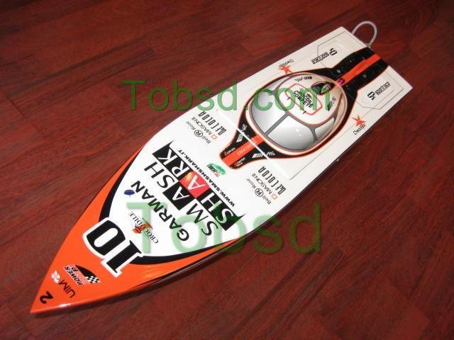 SMASH SHARK P1 racing boat ARTR