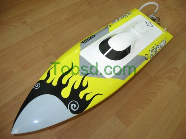 29'' Mink EP Fibreglass Mono1 ARTR Racing Boat