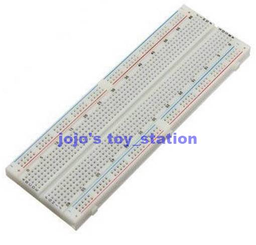 MB-102-MB102-Breadboard-830Point-Solderless-PCB-Bread-Board-Test-Develop-DIY