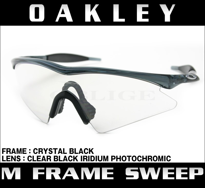 ad3813fd608 Oakley M Frame Sweep Clear Lenses « Heritage Malta