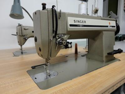 Singer 591 D200a Single Needle Sewing Machine Ids602 Ebay