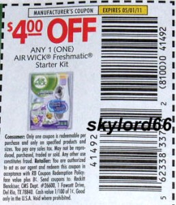 Listed below are all the current Air Wick printable coupons and other Air Wick coupons! There are currently 0 Air Wick coupons available as of 07/05/! FREE Printable .