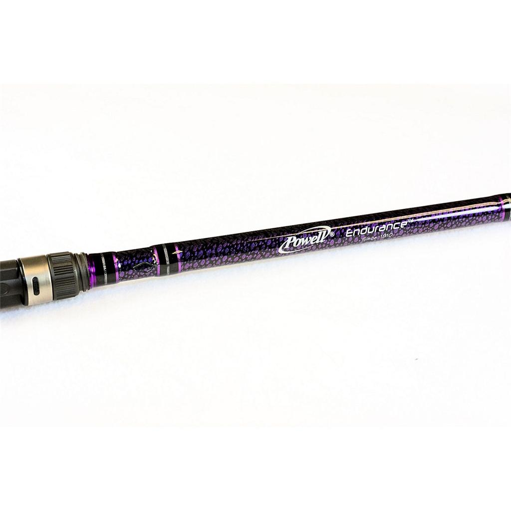 Powell endurance casting spinning fishing rods for Powell fishing rods