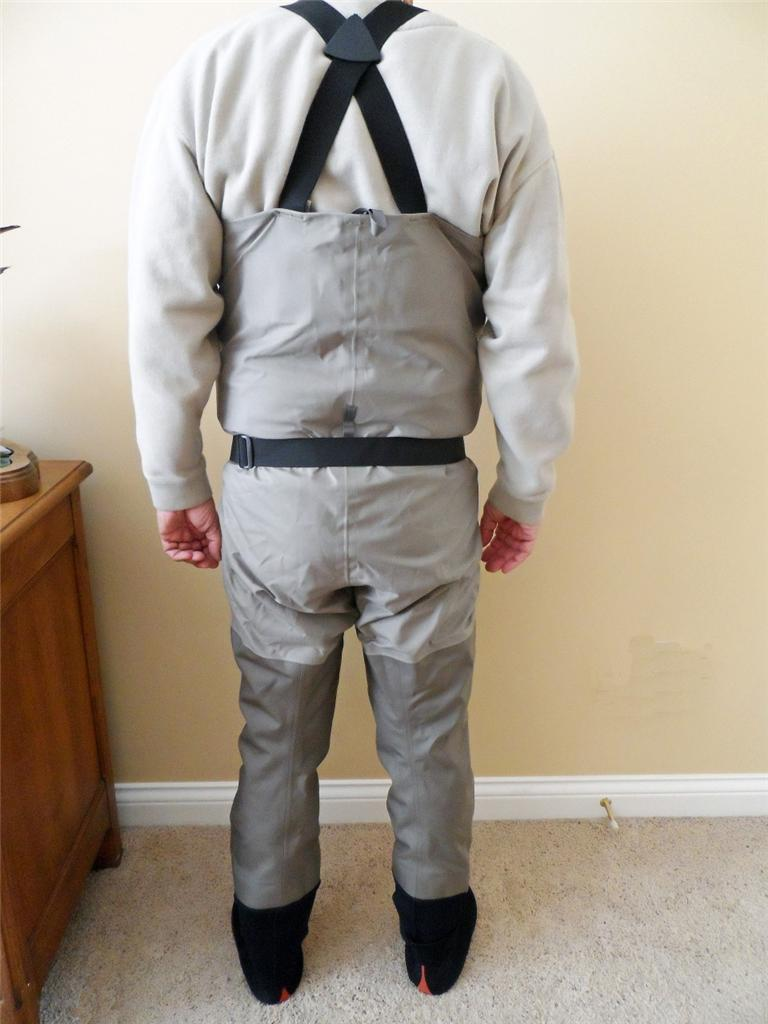 Simms mens g3 guide stockingfoot gore tex chest waders for Men s fishing waders