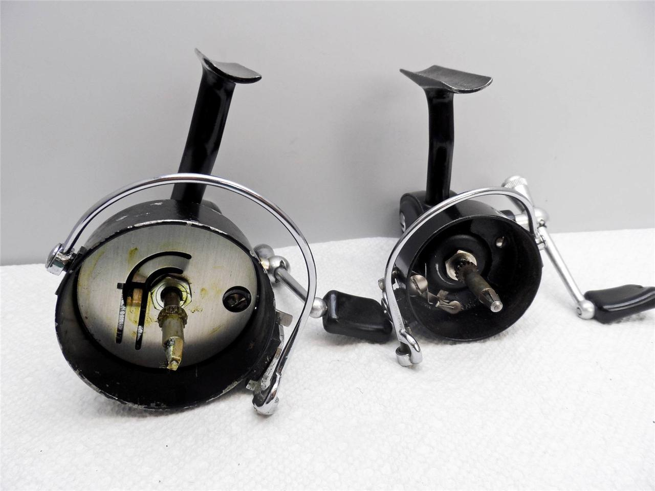 Mitchell 300 308 spinning reel vintage pkg w spare for Mitchell 300 fishing reel