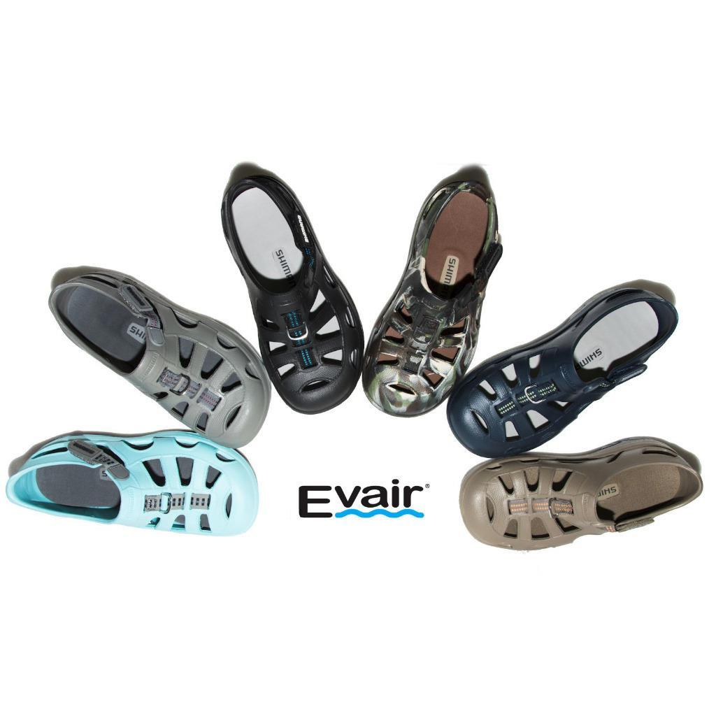 Shimano evair marine fishing deck unisex shoes new for Fishing deck boots