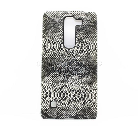 New Luxury Stylish Fashion Leather PU Hard Case Cover Skin Back For LG Phones