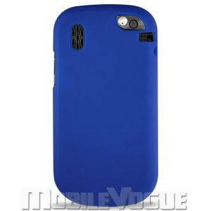 Soft Silicone Skin Case Cover for Pantech Hotshot 8992 Verizon Navy