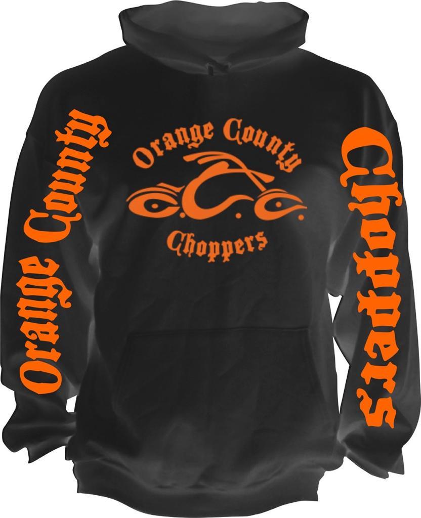 New retro american biker orange county choppers motorcycle for Custom dress shirts orange county