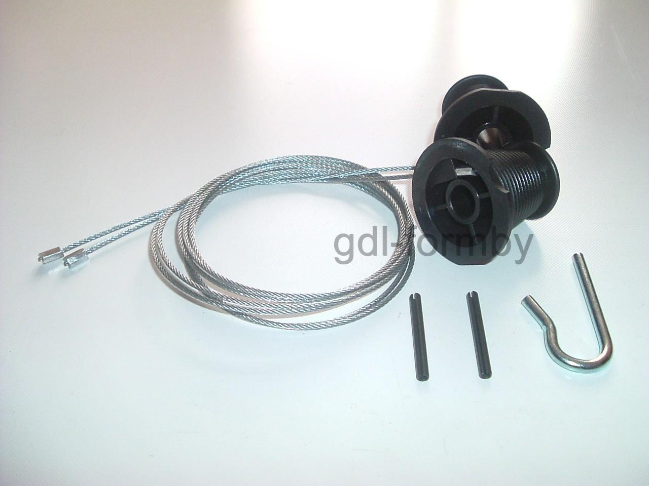 Henderson premier cables cones roller spindles repair for Henderson garage door repair