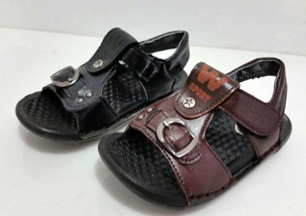 Update your little one's collection with stylish boys sandals. In blue & black, the leather & touch fastenings are super comfortable. Next day delivery and free returns available.