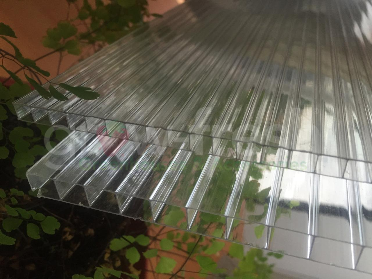 greenhouse 10mm polycarbonate panels roofing sheets twin. Black Bedroom Furniture Sets. Home Design Ideas