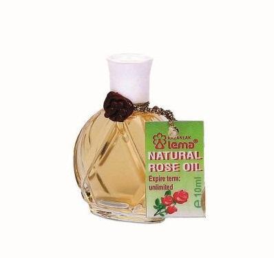 Pure Mascara on 100  Pure Bulgarian Rose Oil Otto Essential Oil 10ml   Ebay
