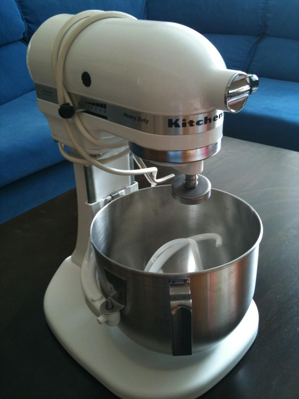 kitchenaid heavy duty commercial mixer k5ss ebay. Black Bedroom Furniture Sets. Home Design Ideas