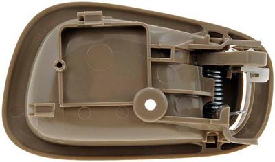 Corolla Inside Door Handles 1998 2002 Tan Beige Set 4 Without Lock Hole Ebay