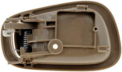 Corolla Inside Door Handles 1998 2002 Tan Beige Set 4 Without Lock Hole Ebay