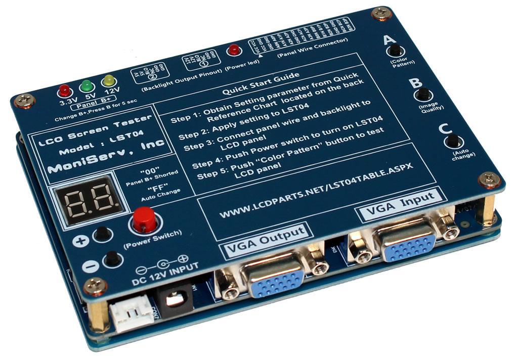 lcd screen tester