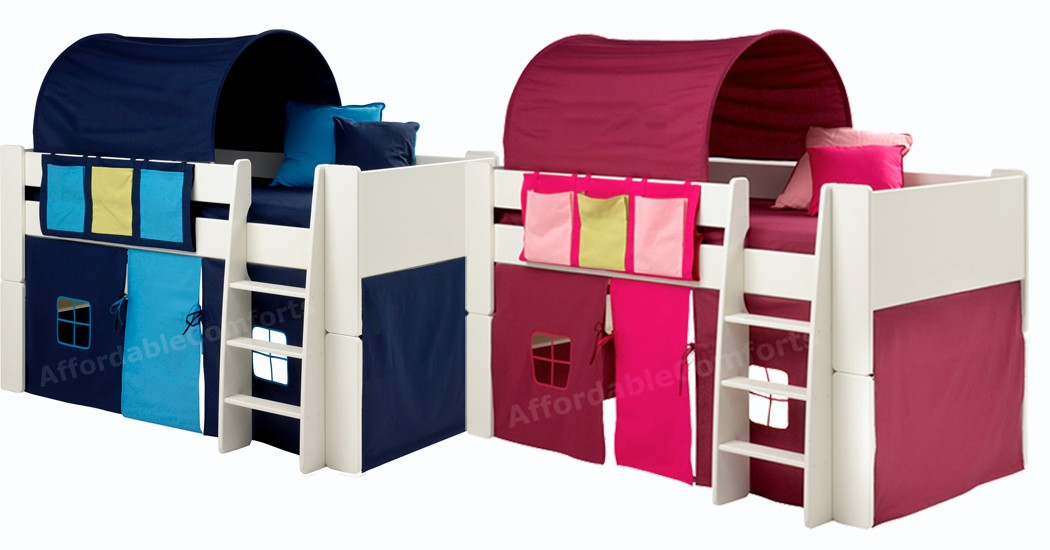 Bunk Bed Tent Boys-girls-cabin-bed-bunk-bed-