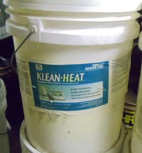5 Gal Bucket Klean Strip Heat Kerosene Alternative Fuel Ebay