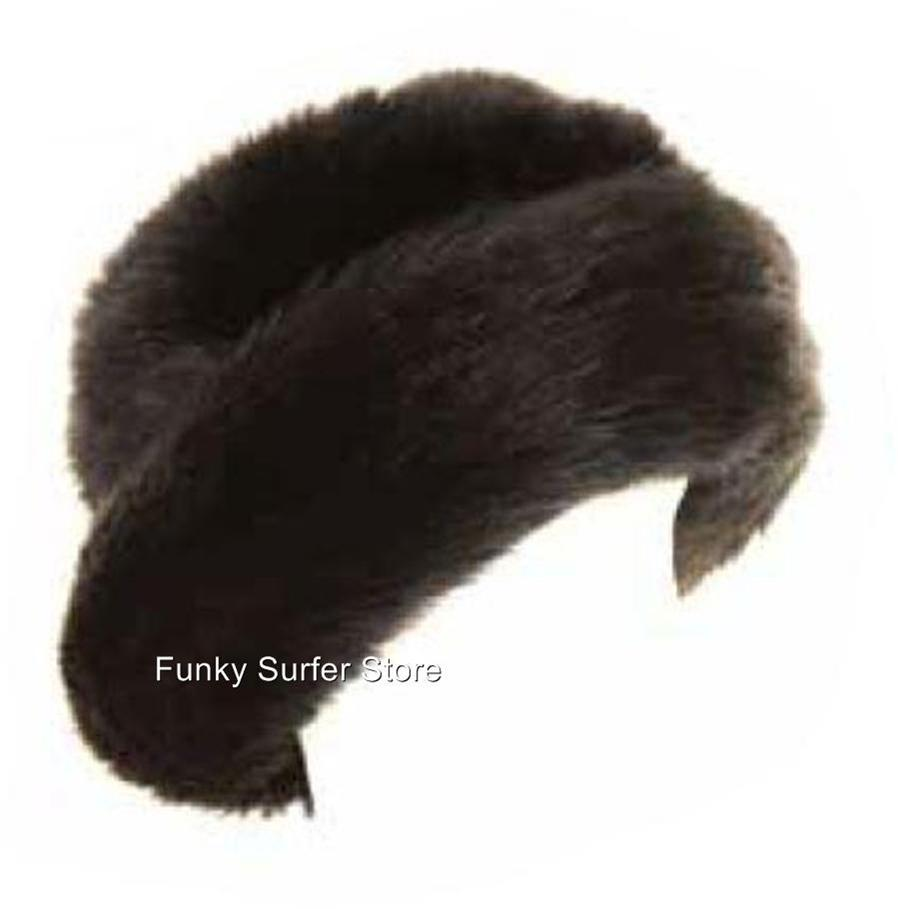 womens trapper hat russian cossack ushanka faux fur hats