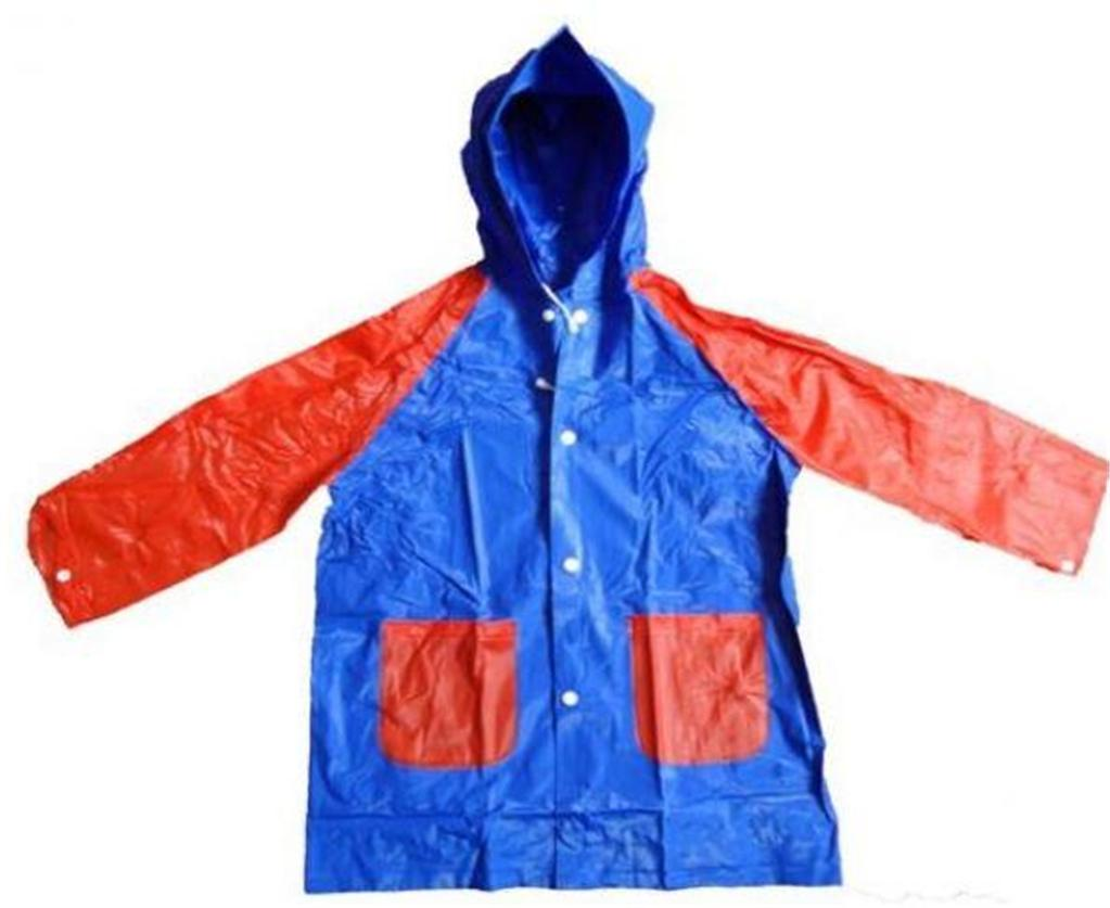 BOYS GIRLS RAIN COAT KIDS WATERPROOF RAIN MAC JACKET CHILDRENS