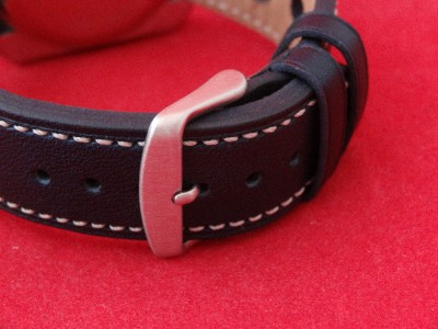 Dettagli su thick leather straps will look great on your rolex watch