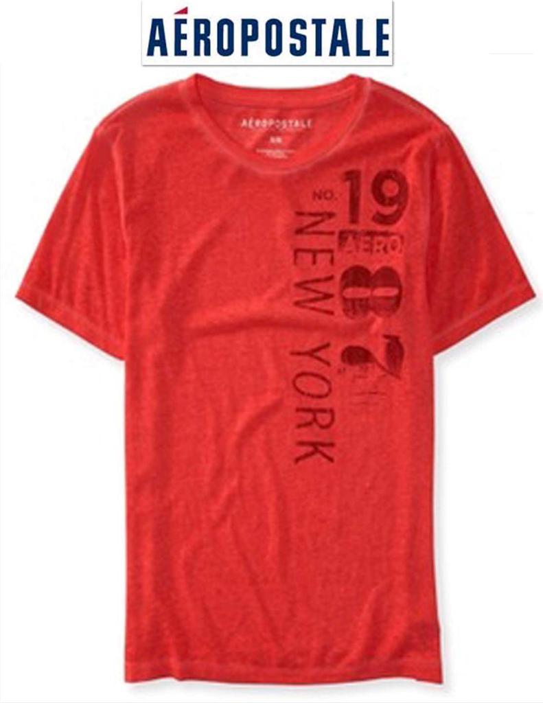 NWT Aeropostale Men 3XL Graphic T Shirt XXXL Blue,Red ...