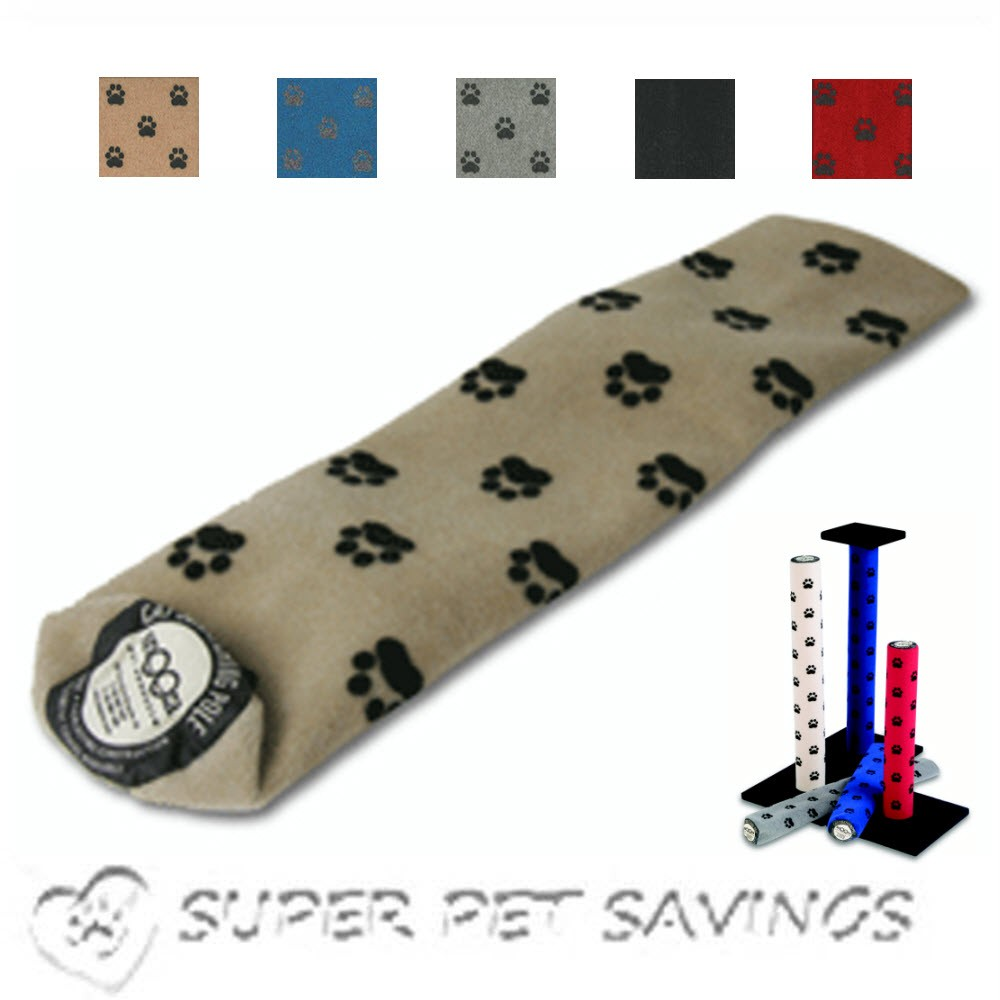 Snooza Cat Scratching Pole Cover