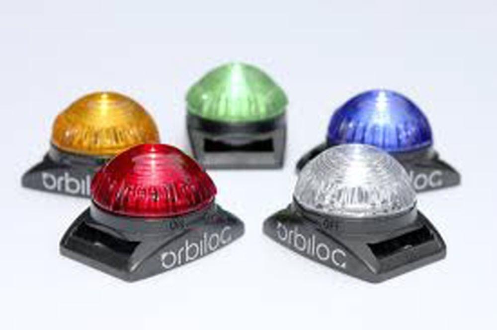 Safety Light Fixtures : Orbiloc dog pet personal safety light high vis night