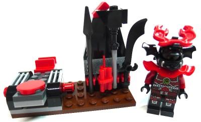 Lego Ninjago The Golden Dragon 70503 The Golden Dragon