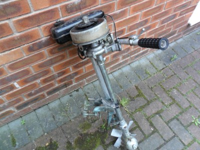 British seagull 40 plus outboard motor ebay for Seagull outboard motor value