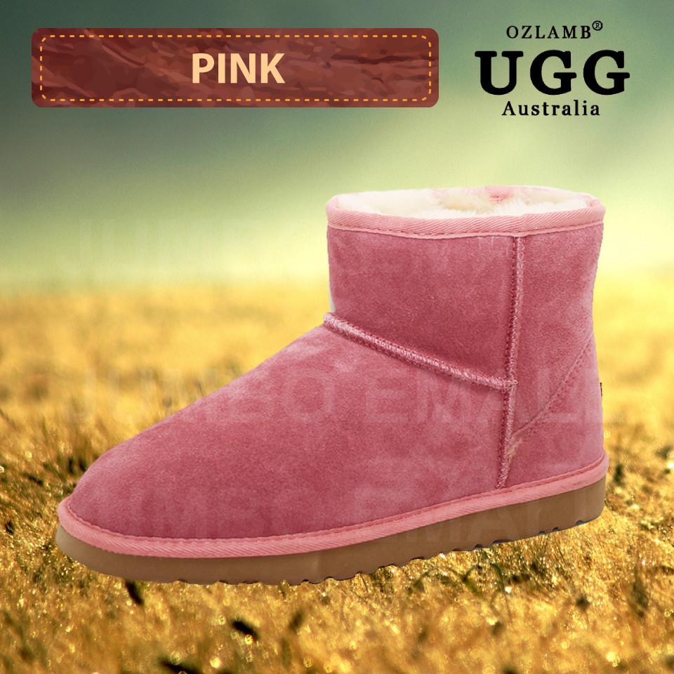 what are ugg boots made out of