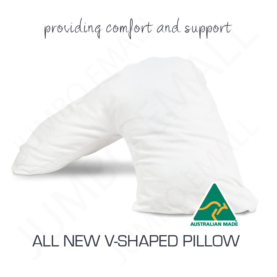 how to use au shaped pregnancy pillow
