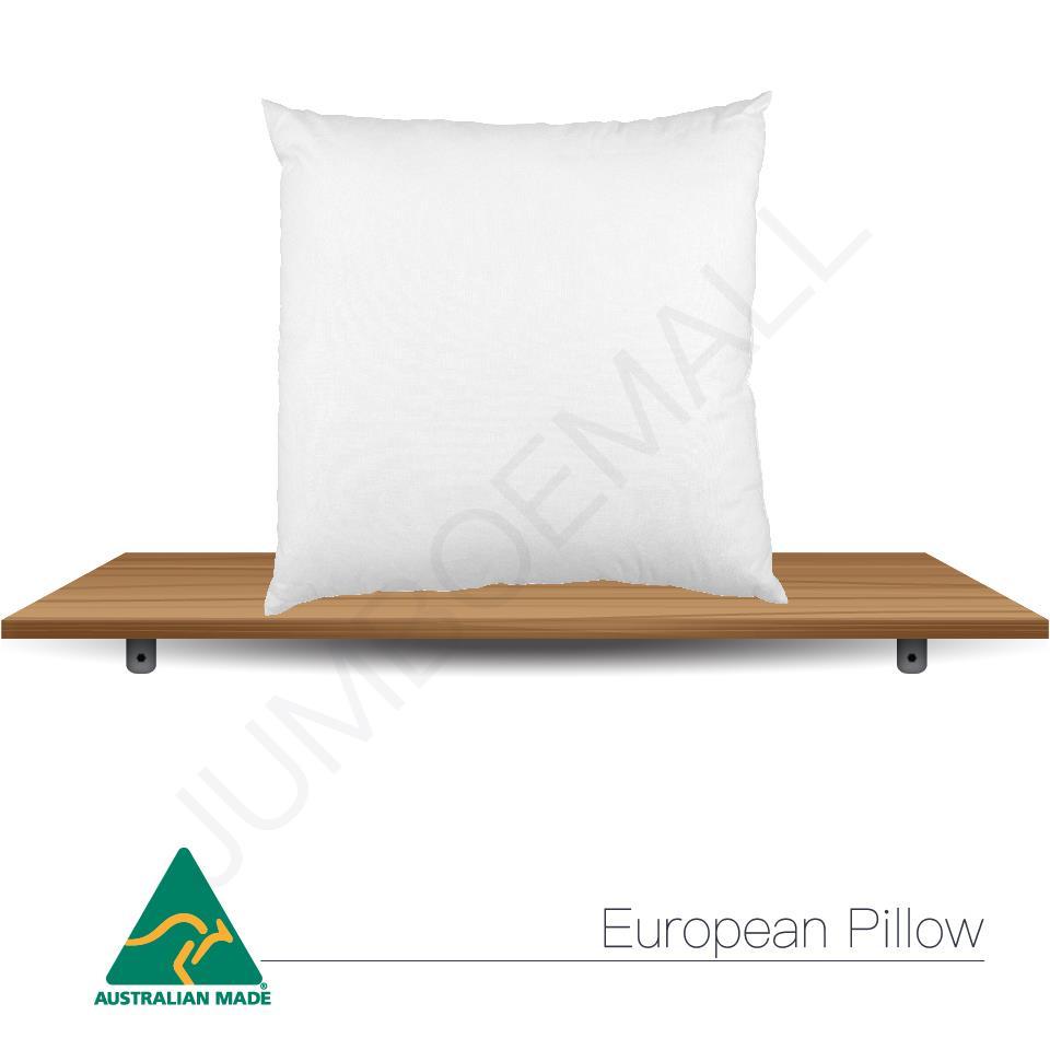 Aus made standard v shape tri boomerang body king size for Cheap european pillows