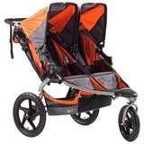 New-2012-BOB-Revolution-Duallie-SE-Running-Stroller-Orange