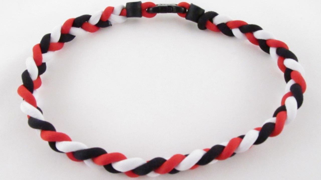 cincinnati reds titanium baseball necklace sports tornado