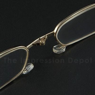 smallest folding reading glasses eyewear safety ebay