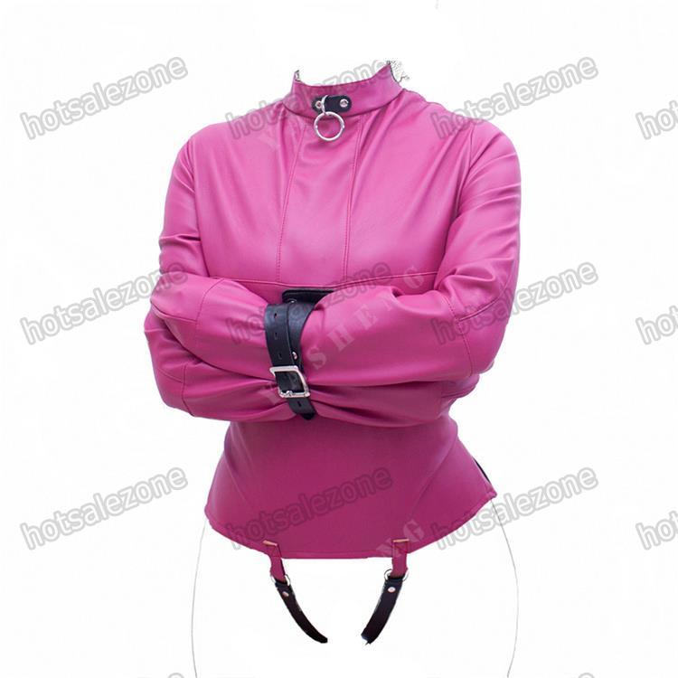 Leather Straight Jacket | eBay