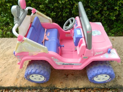 Barbie Car Battery Replacement